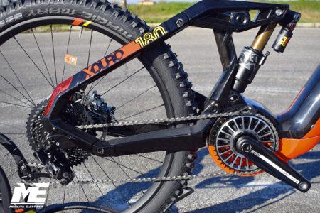 Haibike xduro nduro 10 tech4 ebike flyon 2020 bici elettrica mobe