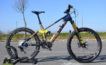 Husqvarna hard cross hc9 1 ebike shimano 2020 bici elettrica bologna mobe