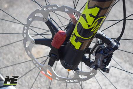 Husqvarna hard cross hc9 tech11 ebike shimano 2020 bici elettrica bologna mobe