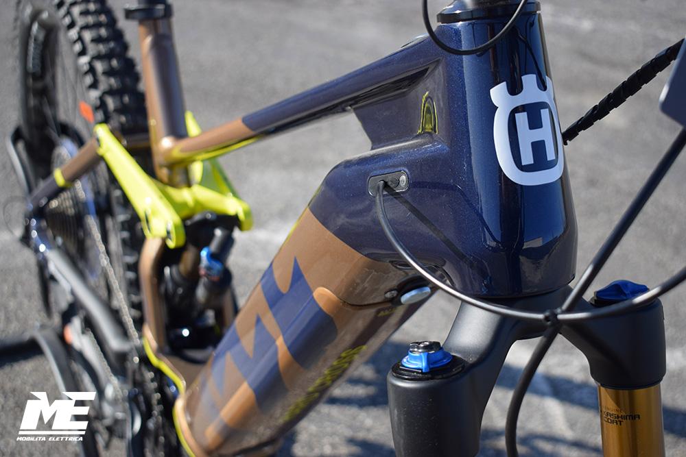 Husqvarna hard cross hc9 tech13 ebike shimano 2020 bici elettrica bologna mobe