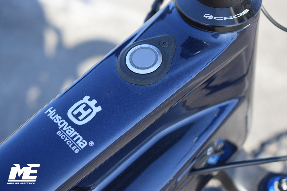 Husqvarna hard cross hc9 tech9 ebike shimano 2020 bici elettrica bologna mobe