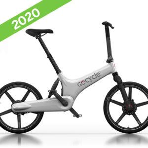gocycle g3 bianco ebike 2020 bici elettrica pieghevole bologna mobe