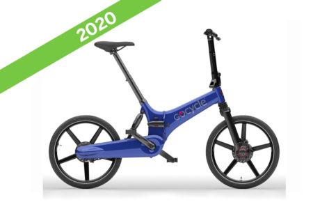 gocycle gx blu ebike 2020 bici elettrica pieghevole bologna mobe