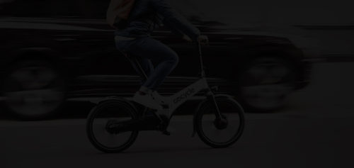 gocycle sfondo gx mobilita elettrica ebike pieghevole