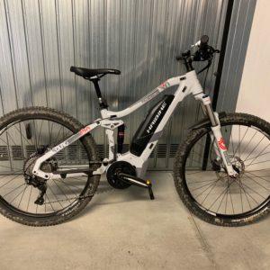 haibike sduro fullseven life 3 bici elettrica bologna ebike usata occasione conto vendita