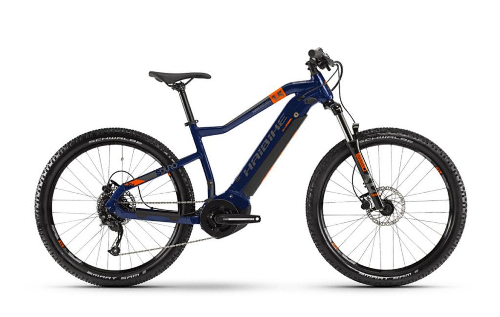 haibike sduro hardseven 1-5 yamaha ebike 2020 bici elettrica bologna finanziamento mobe