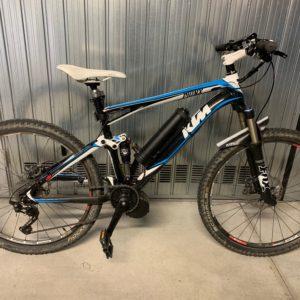 ktm phinx bici elettrica bologna ebike usata occasione conto vendita