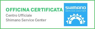 officina certificata shimano service center bici elettriche bologna