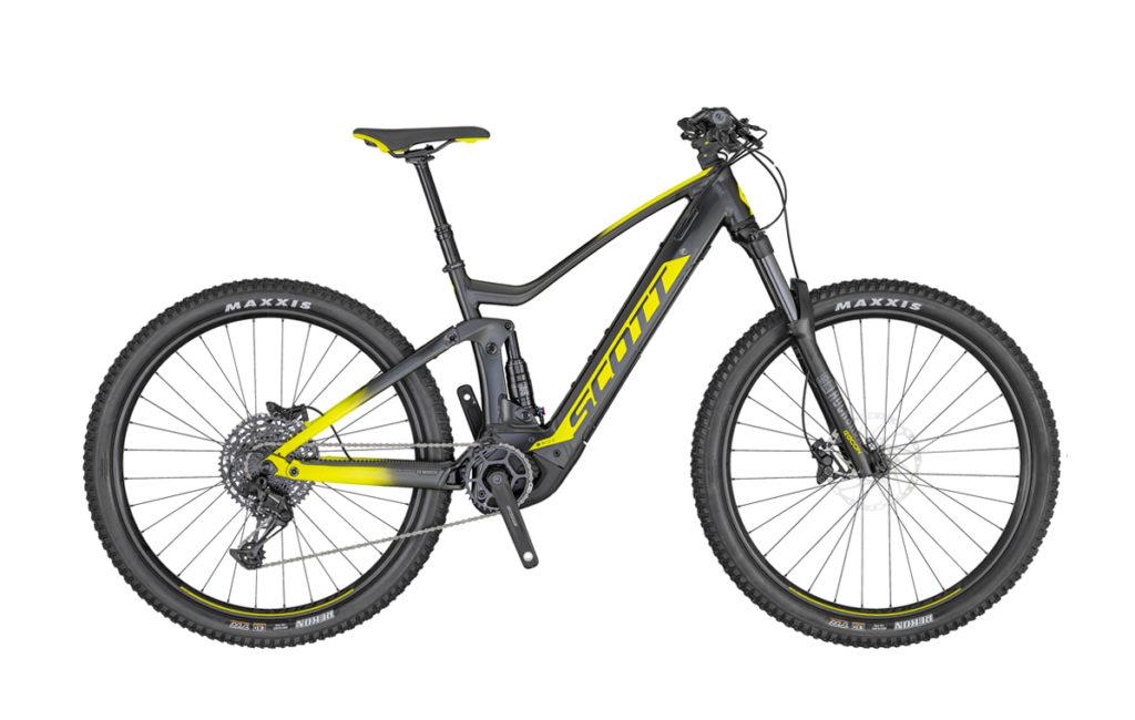 scott strike eride 940 green nuovo bosch ebike 2020 bici elettrica bologna finanziamento mobe