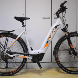 KTM Macina R2R Sport 10 PT bici elettrica unisex usato occasione bologna mobe