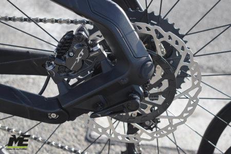 Haibike xduro allmtn 8 tech11 ebike flyon 2020 bici elettrica mobe