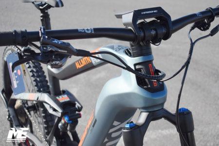 Haibike xduro allmtn 8 tech12 ebike flyon 2020 bici elettrica mobe