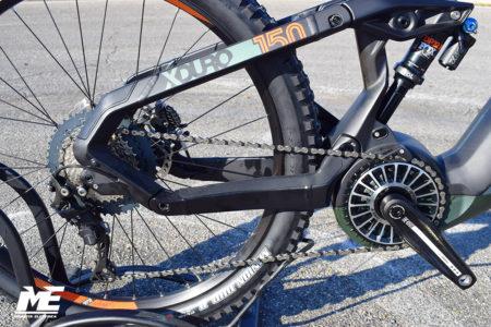 Haibike xduro allmtn 8 tech2 ebike flyon 2020 bici elettrica mobe