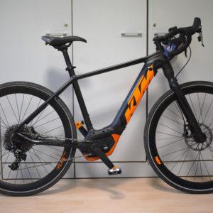 KTM Macina Flite bici elettrica corsa usata occasione conto vendita