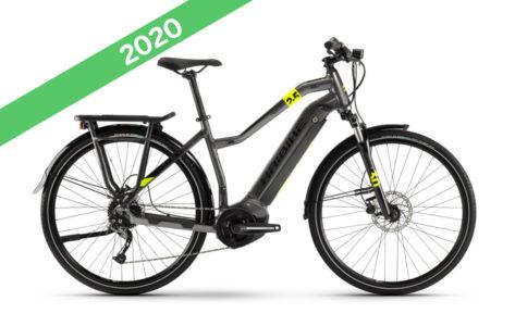 haibike sduro trekking 2-5 yamaha ebike 2020 bici elettrica bologna mobe