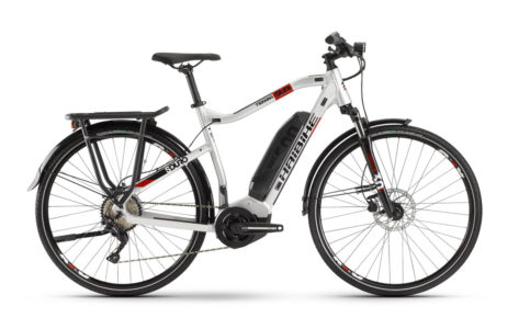 haibike sduro trekking 2 yamaha ebike 2020 bici elettrica bologna citta uomo mobe