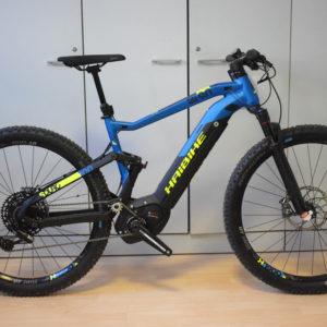 Haibike sduro fullnine 9 ebike usata bosch bici elettrica bologna occasione
