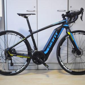 Giant road-e+ 1 ebike usata bici elettrica corsa occasione mobe
