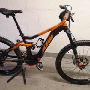 KTM Macina Kapoho 2971 ebike usata conto vendita bici elettrica occasione