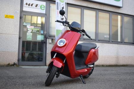 Scooter elettrico Niu NQi Lite bosch mobilita elettrica bologna
