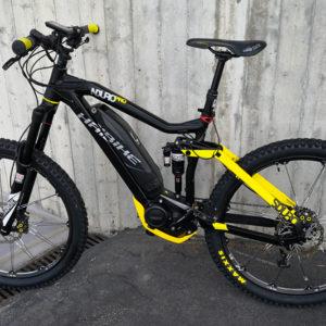 haibike sduro nduro pro ebike usata conto vendita bici elettrica occasione