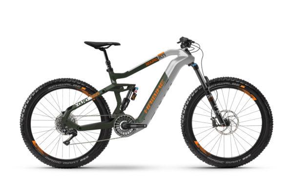 haibike xduro nduro 8 flyon ebike 2020 bici elettrica bologna mobe