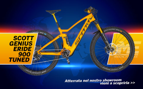 scott genius eride 900 tuned bosch carbonio bici elettrica bologna 3
