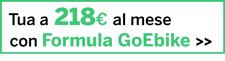 218 rata finanziamento go ebike mobe bici elettrica bologna