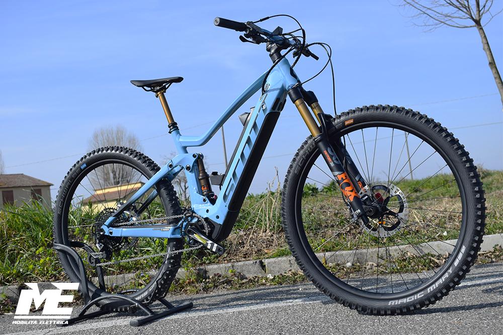 Scott genius eride super tuned 4 ebike nuovo bosch 2020 bici elettrica custom mobe