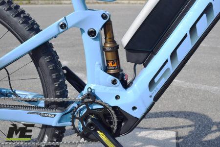 Scott genius eride super tuned tech2 ebike nuovo bosch 2020 bici elettrica custom mobe