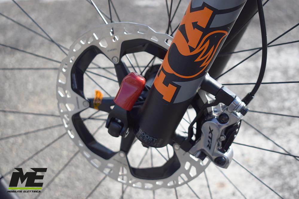 Scott genius eride super tuned tech9 ebike nuovo bosch 2020 bici elettrica custom mobe