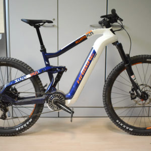 Haibike XDuro AllMtn 5 Flyon ebike usata occasione bici elettrica bologna