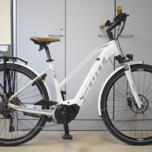 Scott Sub Tour eride 10 Lady ebike usata bici elettrica occasione bosch