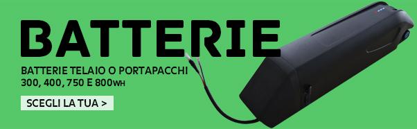 BANNER batterie veicoli elettrici miglior prezzo