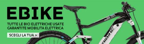 BANNER ebike usate bici elettriche miglior prezzo