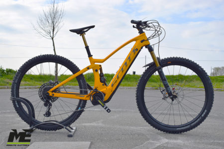 Scott genius eride 900 tuned 1 ebike nuovo bosch 2020 bici elettrica mobe