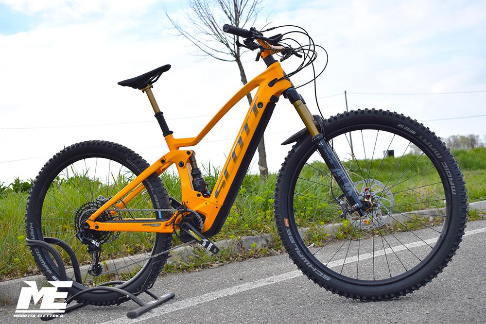 Scott genius eride 900 tuned 2 ebike nuovo bosch 2020 bici elettrica mobe