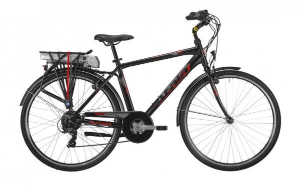 atala e-run 300 man bafang ebike 2019 bici elettrica bologna mobe