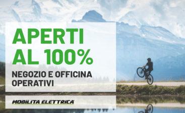 Mobilita elettrica ri aperta ufficialmente 100 bici elettriche bologna