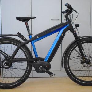 Riese Muller Supercharger GH vario ebike usata bici elettrica occasione mobe