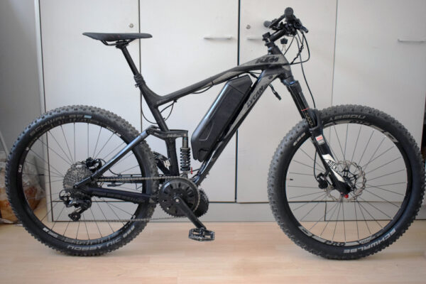 KTM Lycan lt 273 ebike bafang elettrificata usata bici elettrica