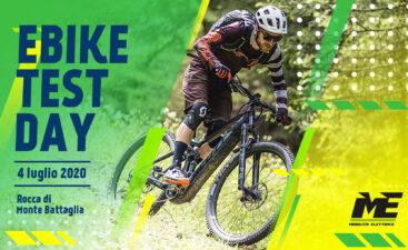 Ebike test day 4 luglio bici elettriche