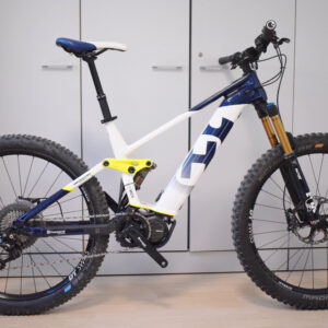 Husqvarna mountain cross mc8 ebike usata bici elettrica occasione