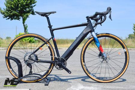 Bergamont E-Grandurance Elite 1 ebike eroad 2020 bici elettrica gravel corsa fazua mobe