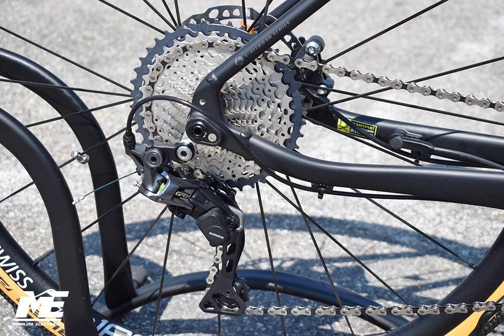Bergamont E-Grandurance Elite tech1 ebike eroad 2020 bici elettrica gravel corsa fazua mobe