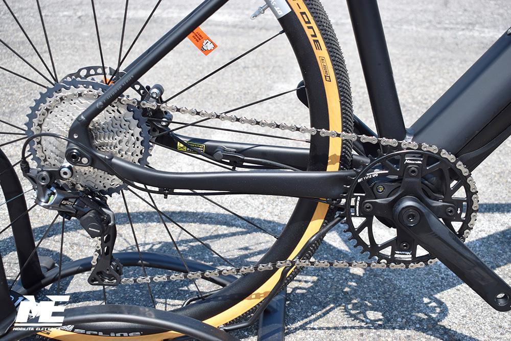 Bergamont E-Grandurance Elite tech5 ebike eroad 2020 bici elettrica gravel corsa fazua mobe