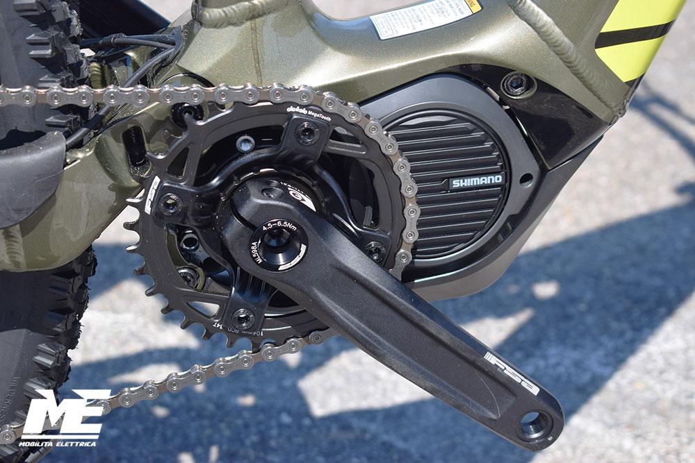 Cannondale Moterra Neo 5+ tech1 ebike shimano 2020 bici elettrica mobe