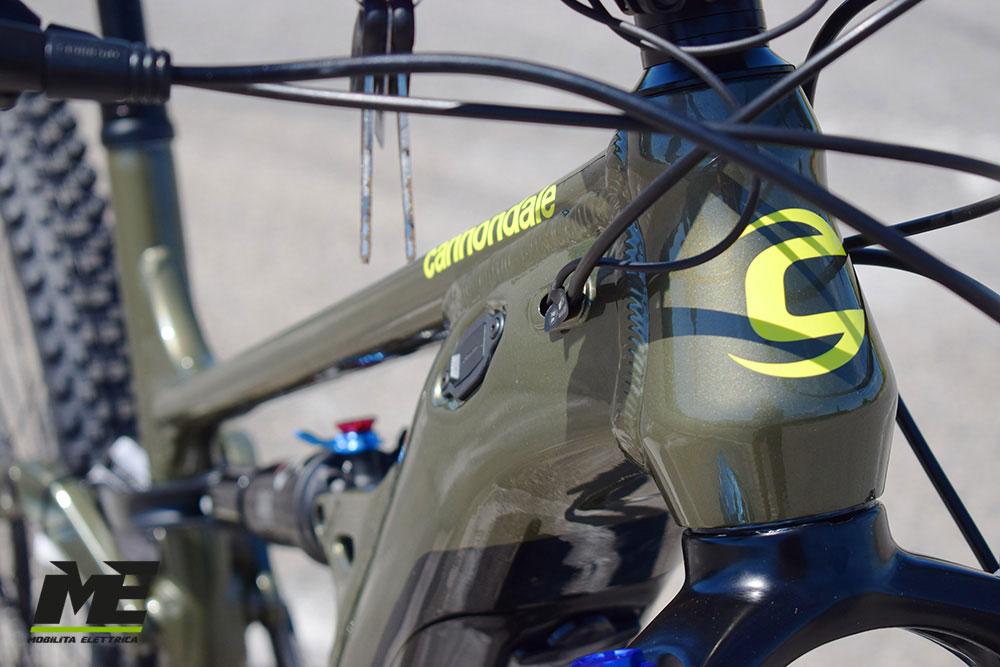 Cannondale Moterra Neo 5+ tech10 ebike shimano 2020 bici elettrica mobe