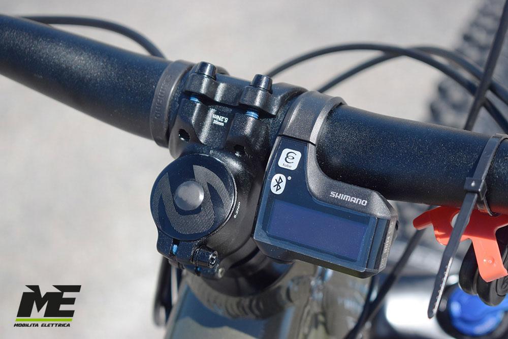 Cannondale Moterra Neo 5+ tech8 ebike shimano 2020 bici elettrica mobe