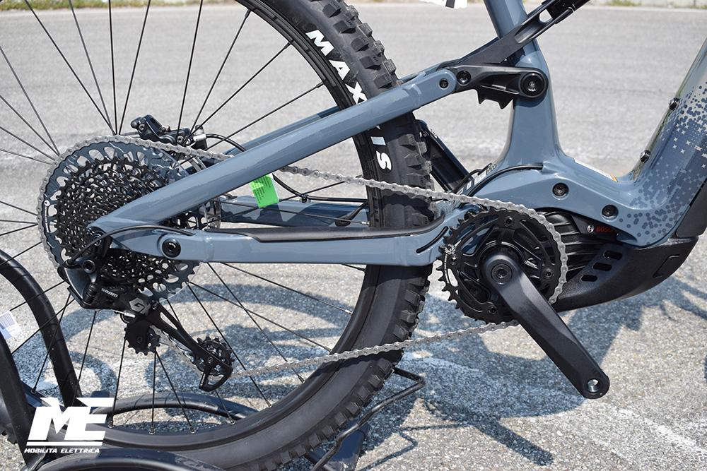 Cannondale Moterra Neo Carbon SE tech5 ebike downhill bosch 2021 bici elettrica mobe
